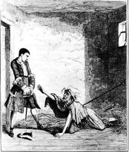 Inmate at Bedlam
