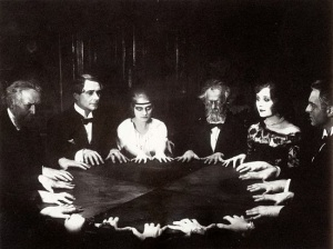 Seance - Public Domain Photo