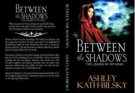 Between the Shadows - full cover